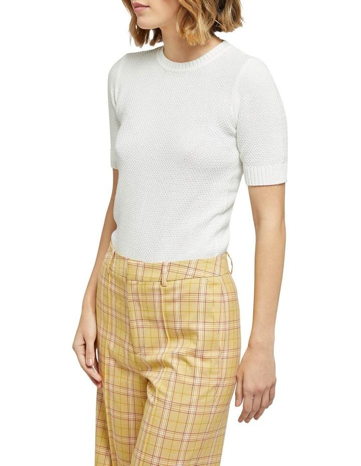 Lupa Textured Short Sleeve Knit image 2