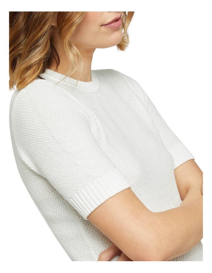 Lupa Textured Short Sleeve Knit image 4