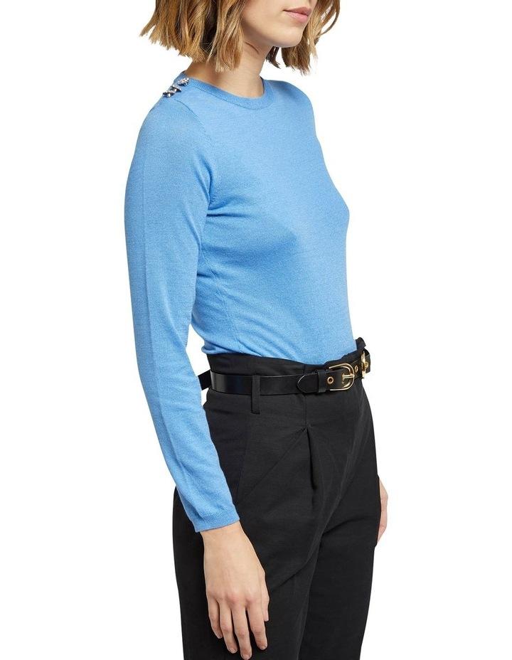 Tatiana Long Sleeve Knit image 2
