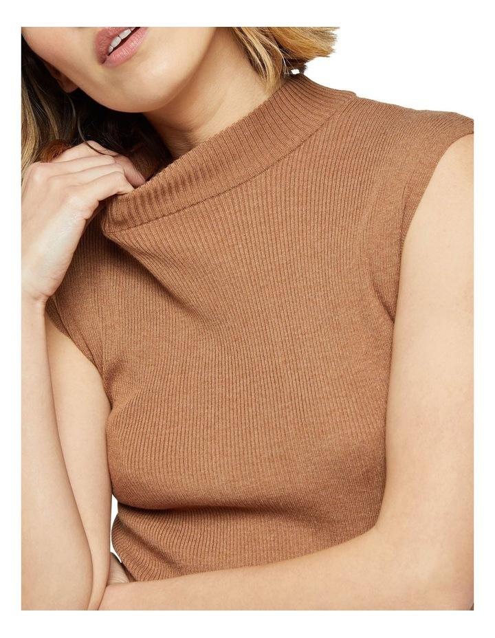 Luna Cap Sleeve Knit image 4