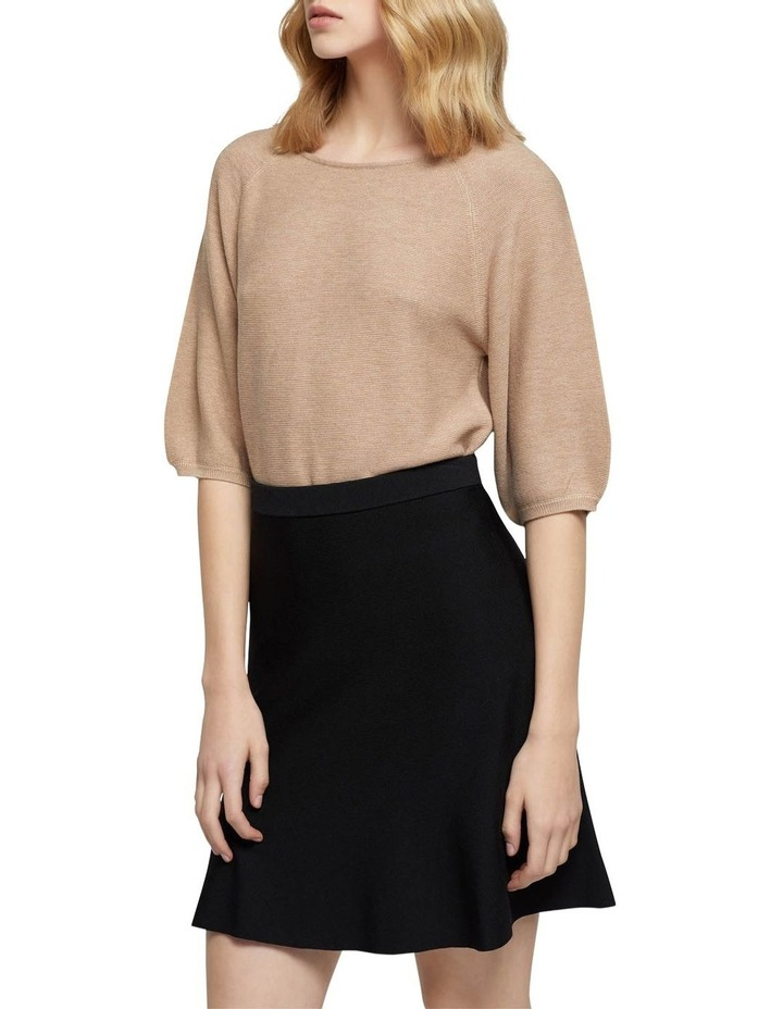 Ally Bubble Sleeve Knit image 2