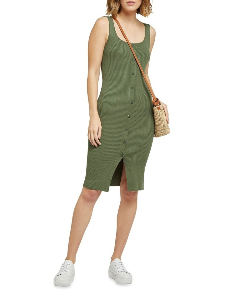 Robbie Knitted Stretch Dress image 1