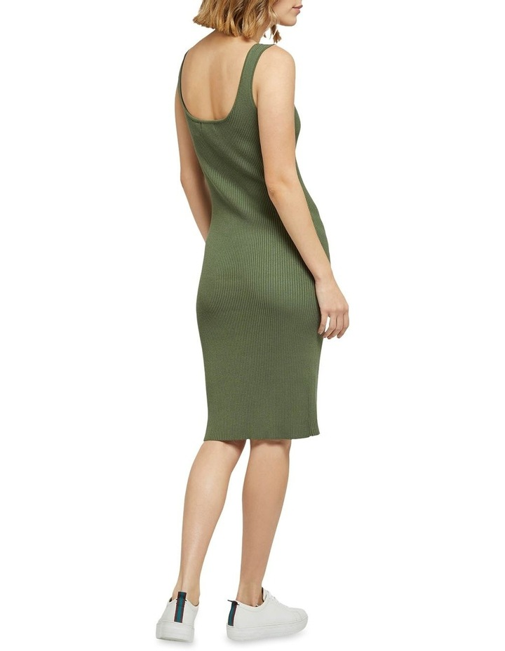 Robbie Knitted Stretch Dress image 3