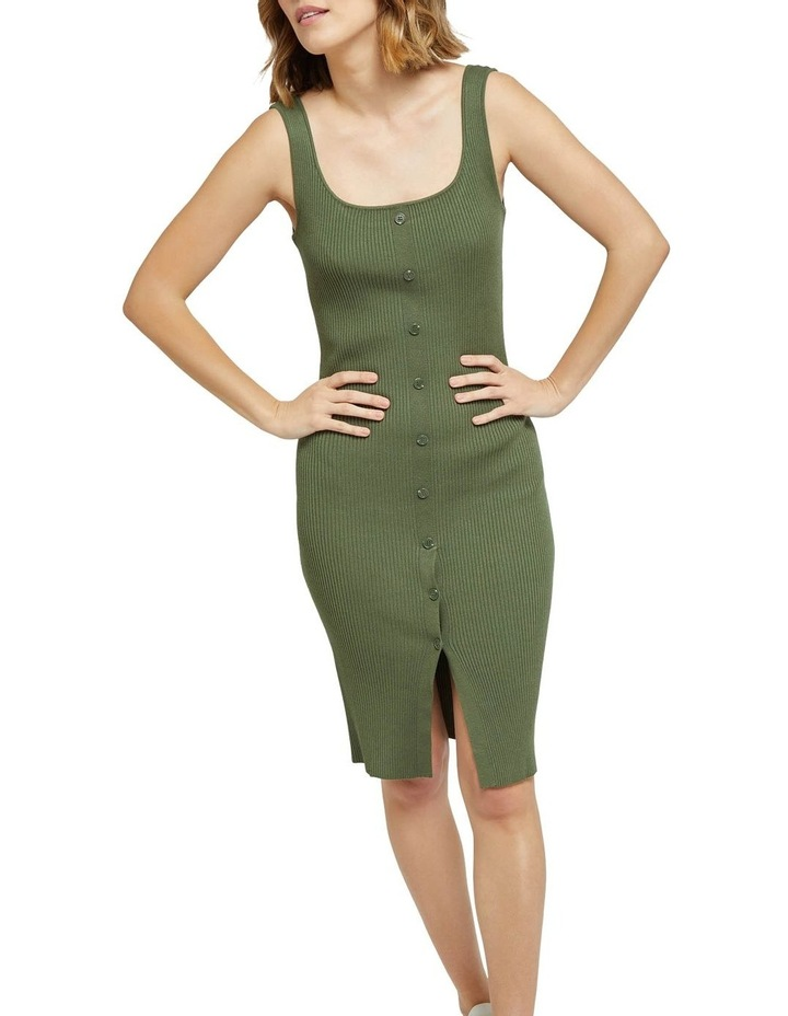 Robbie Knitted Stretch Dress image 4