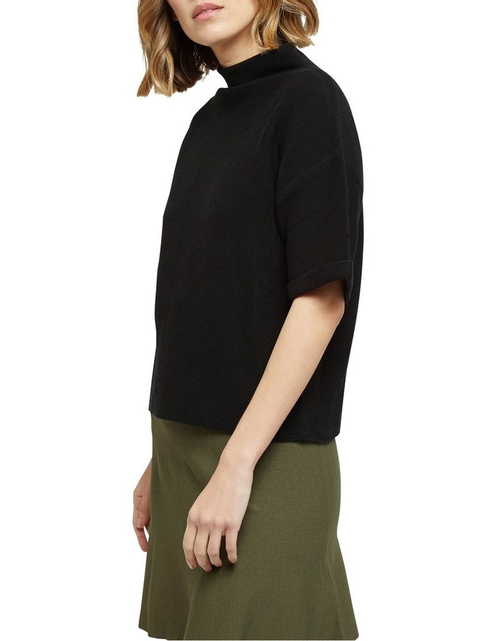 Kelly Cotton Short Sleeve Knit image 2