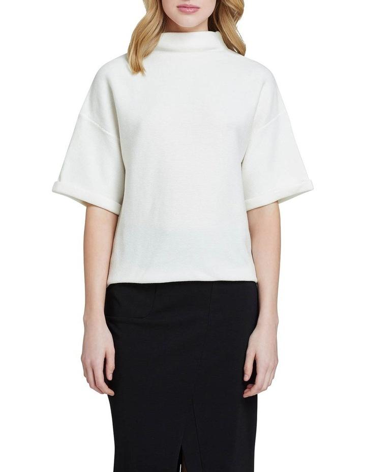 Kelly Cotton Short Sleeve Knit image 1