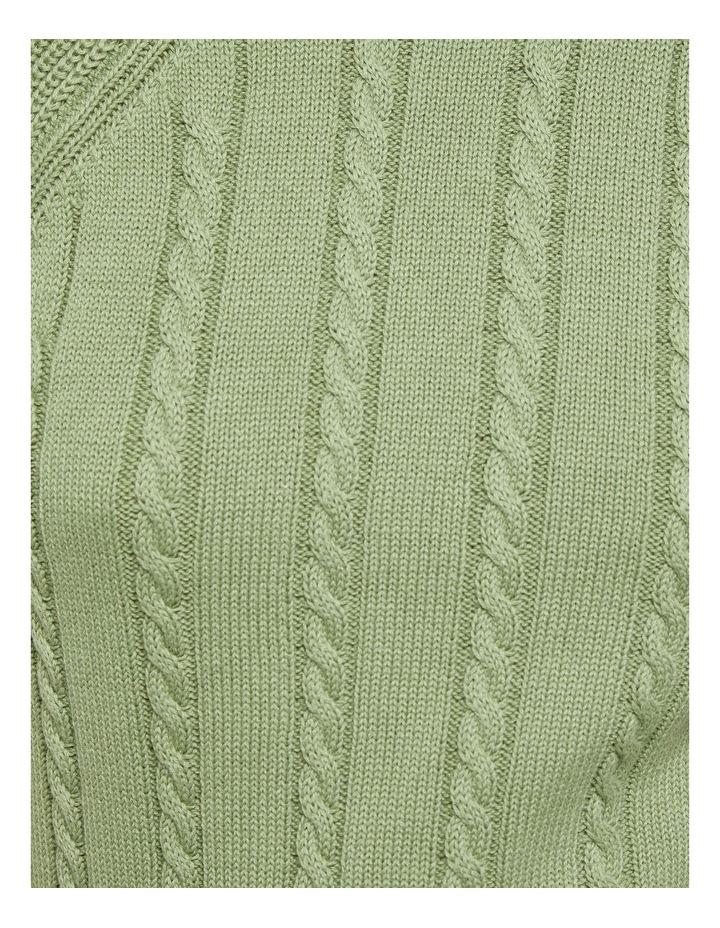 Cara Cable Knit image 6