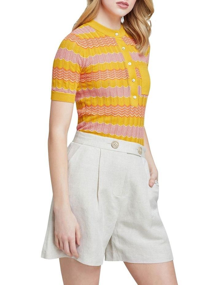 Lara Pointelle Cotton Knit image 2