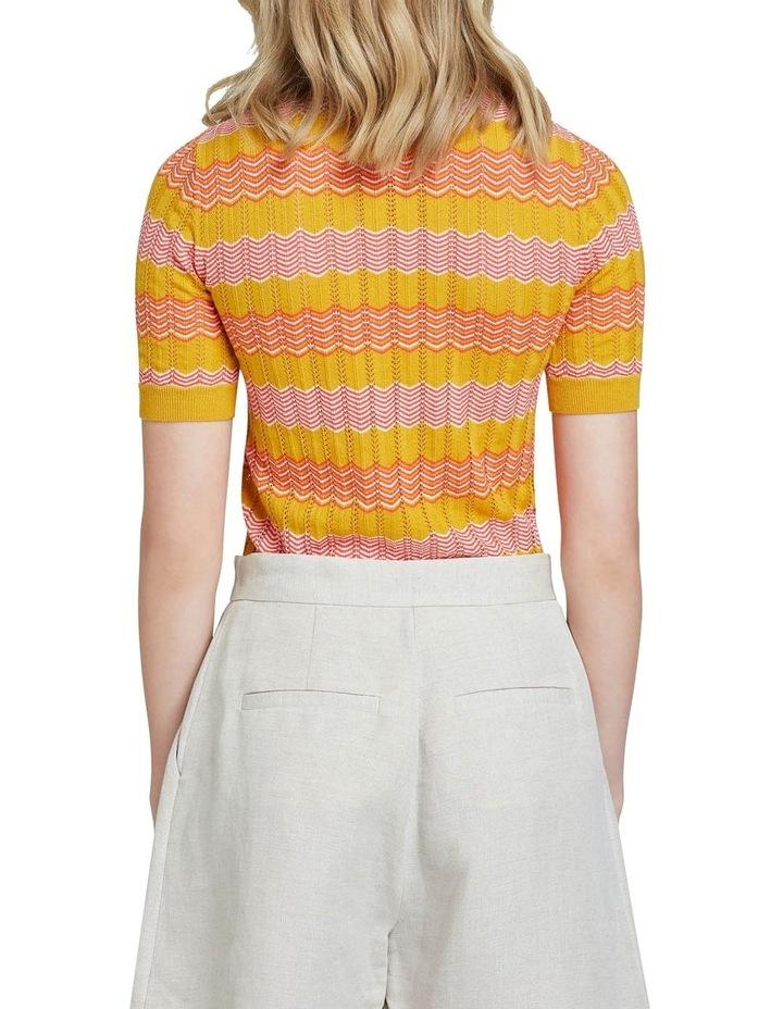 Lara Pointelle Cotton Knit image 3