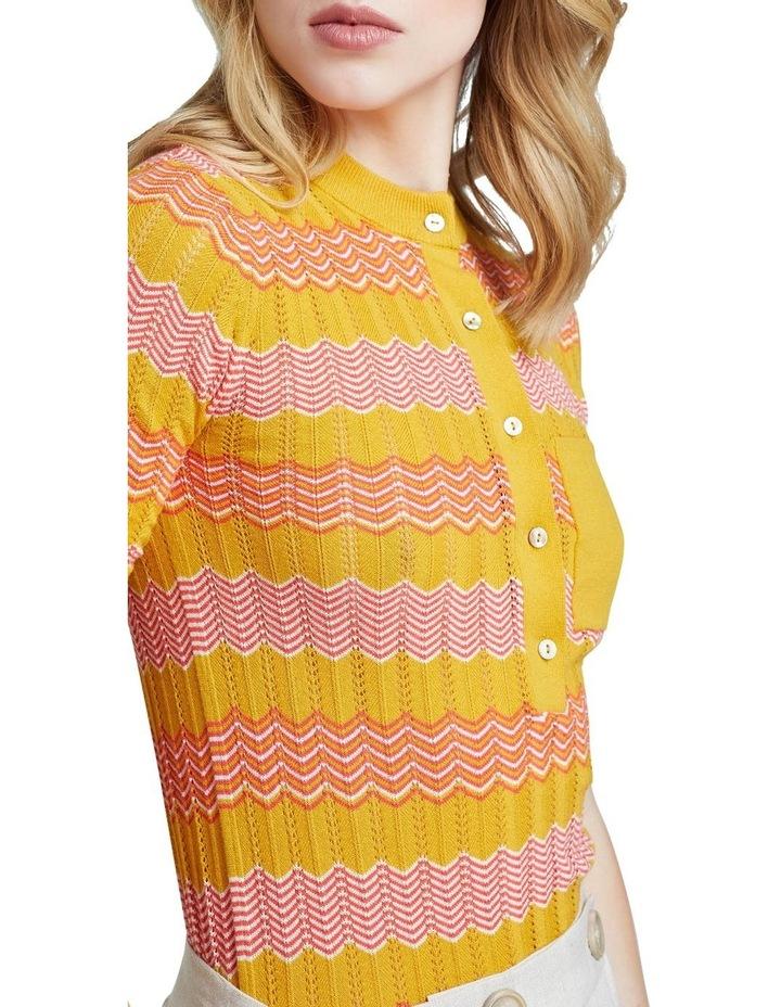 Lara Pointelle Cotton Knit image 4