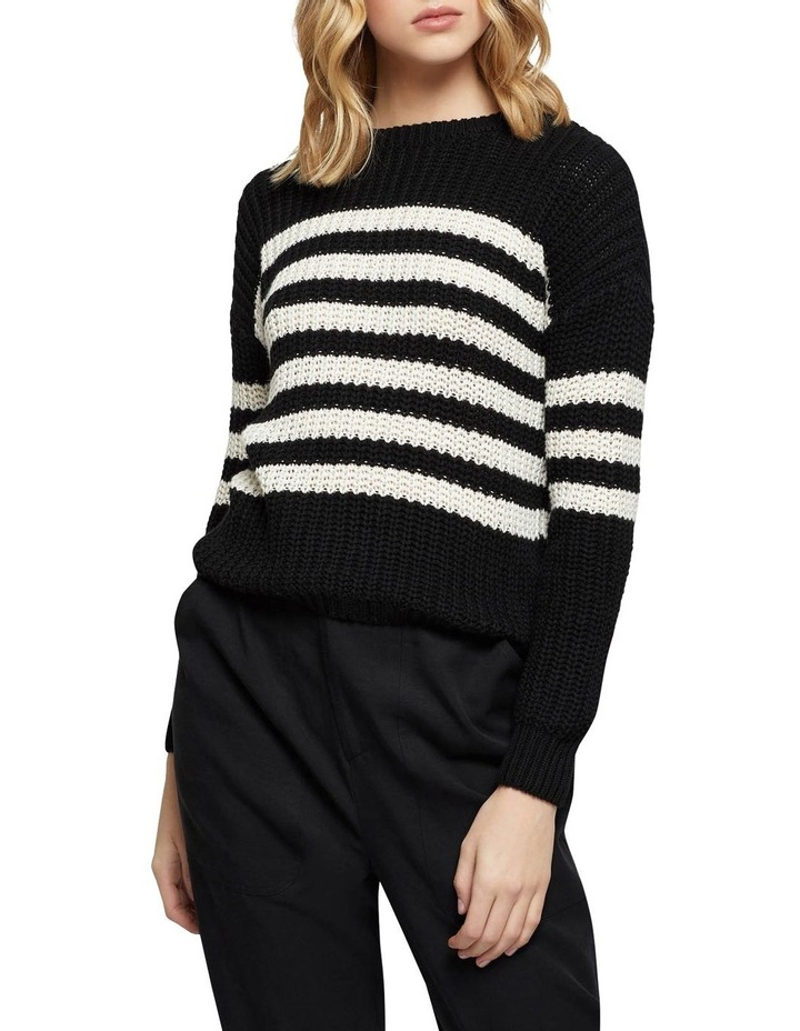 Astrid Striped Knit image 1