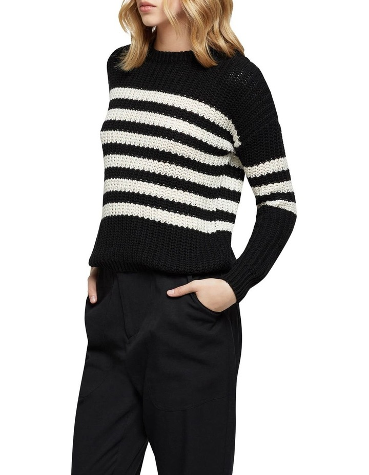Astrid Striped Knit image 2