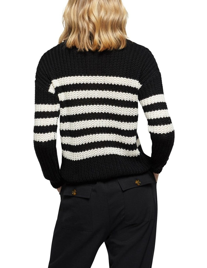 Astrid Striped Knit image 3