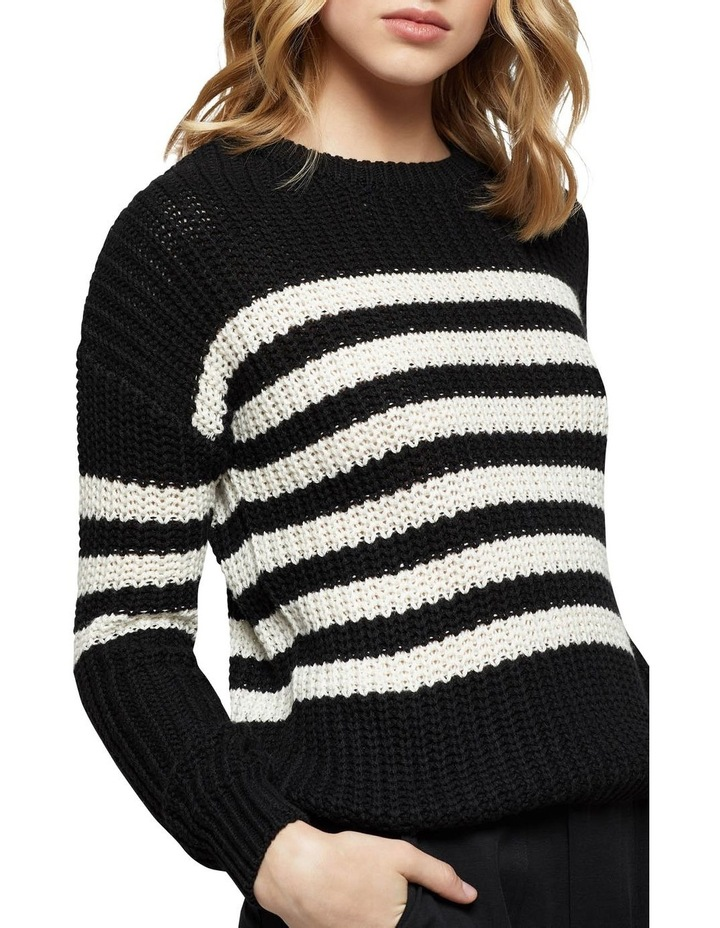 Astrid Striped Knit image 4