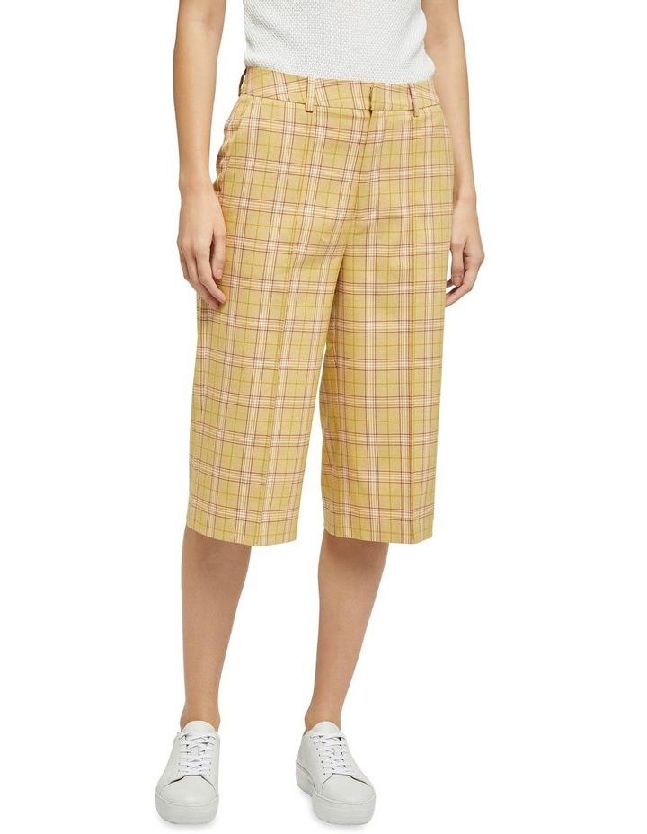 Lottie Eco Check Culottes image 1