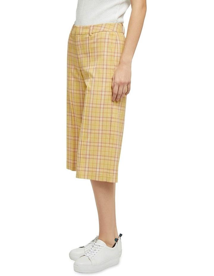 Lottie Eco Check Culottes image 2