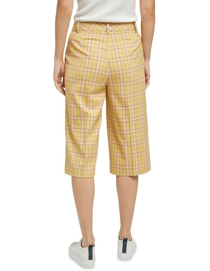 Lottie Eco Check Culottes image 3