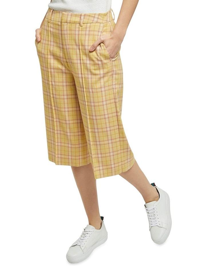 Lottie Eco Check Culottes image 4