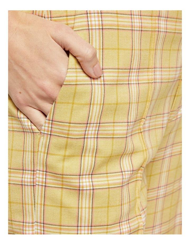 Lottie Eco Check Culottes image 6
