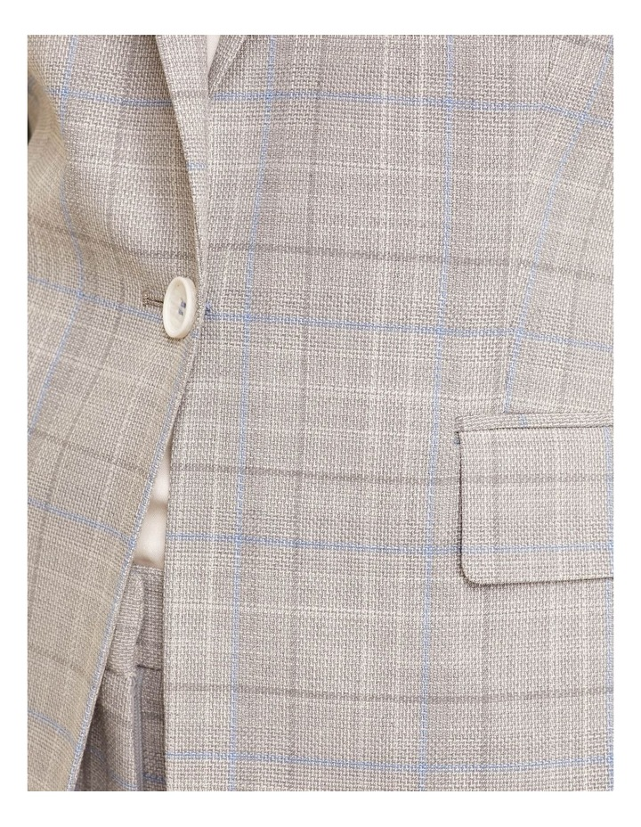 Alexa Eco Check Suit Jacket image 6