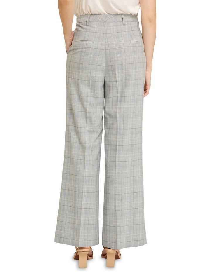 Lauren Eco Check Suit Trousers image 3