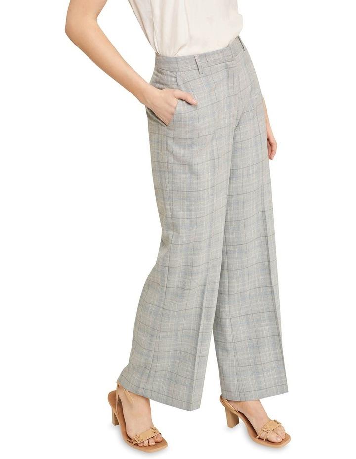 Lauren Eco Check Suit Trousers image 4