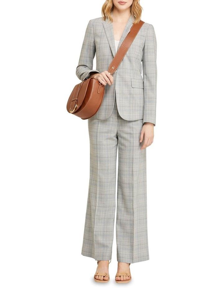 Lauren Eco Check Suit Trousers image 5
