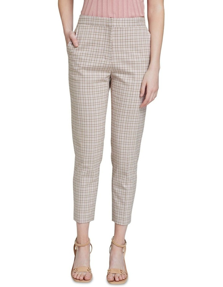 Charla Eco Check Suit Trousers image 1