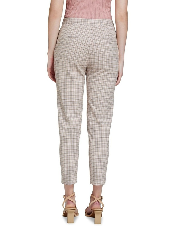 Charla Eco Check Suit Trousers image 3