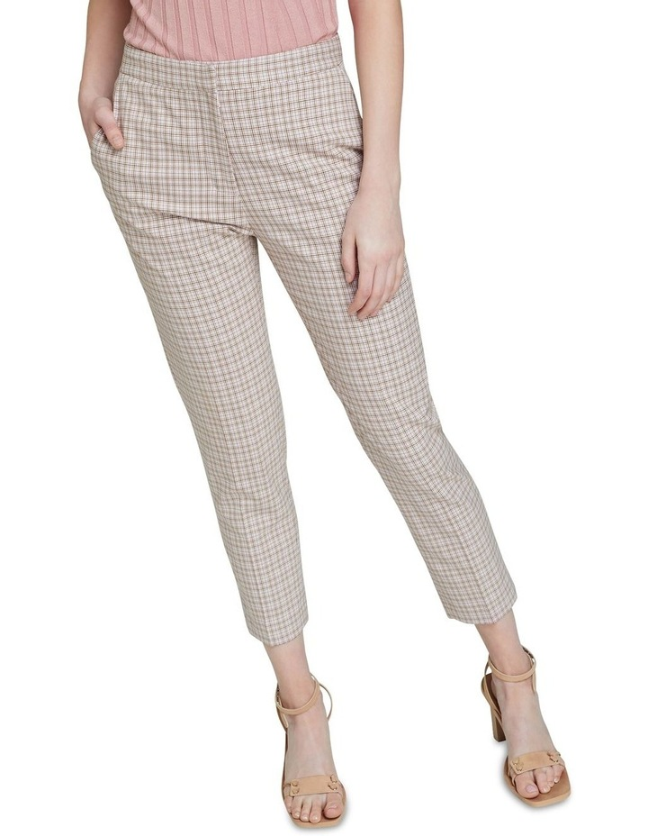 Charla Eco Check Suit Trousers image 4