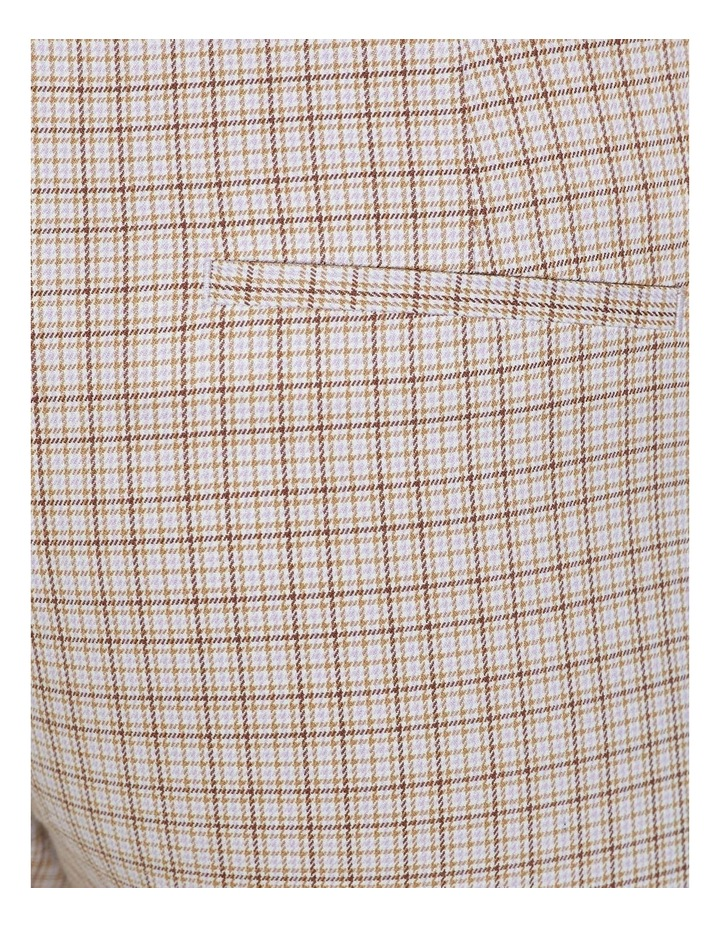 Charla Eco Check Suit Trousers image 6