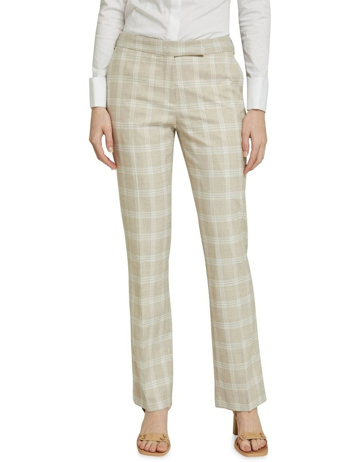 Danica Check Suit Trousers image 1