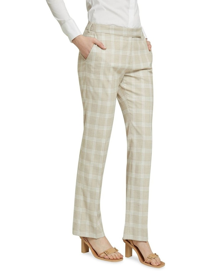 Danica Check Suit Trousers image 2