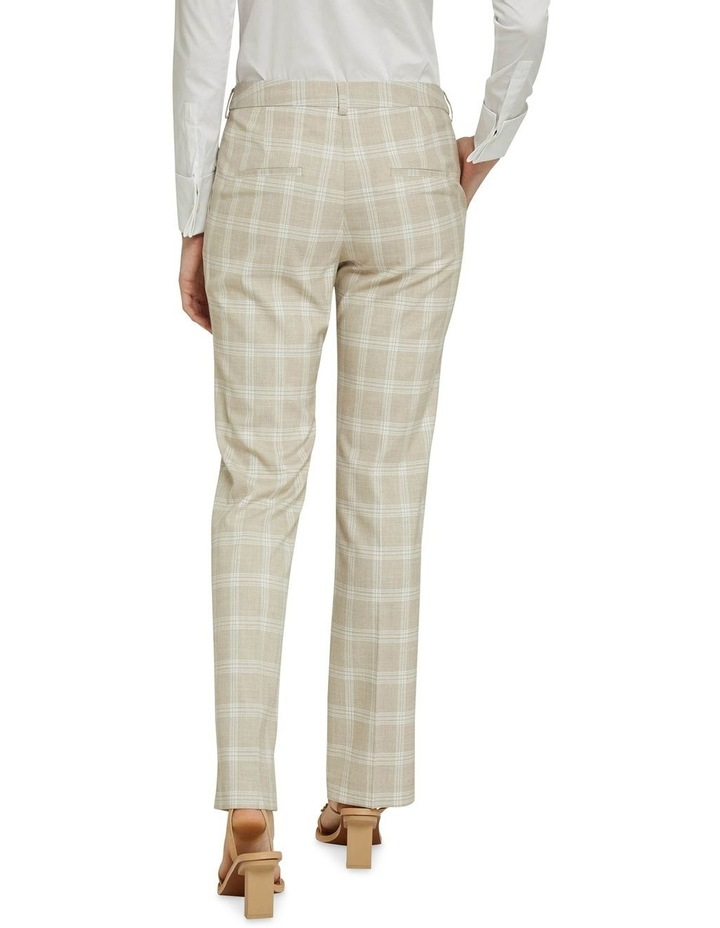 Danica Check Suit Trousers image 3