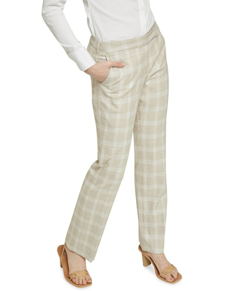 Danica Check Suit Trousers image 4