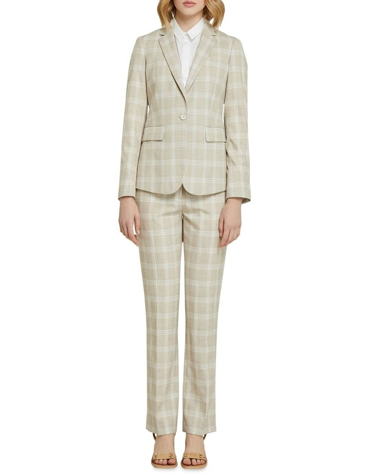 Danica Check Suit Trousers image 5