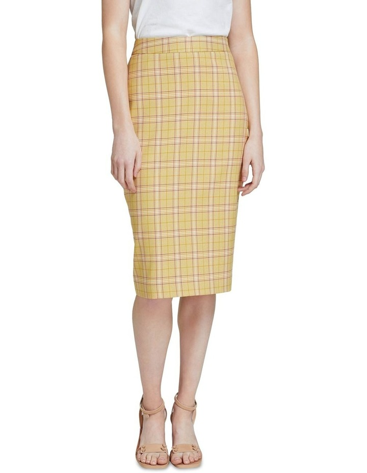 Peggy Check Eco Skirt image 1