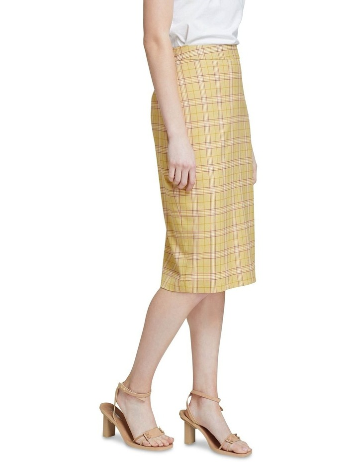 Peggy Check Eco Skirt image 2