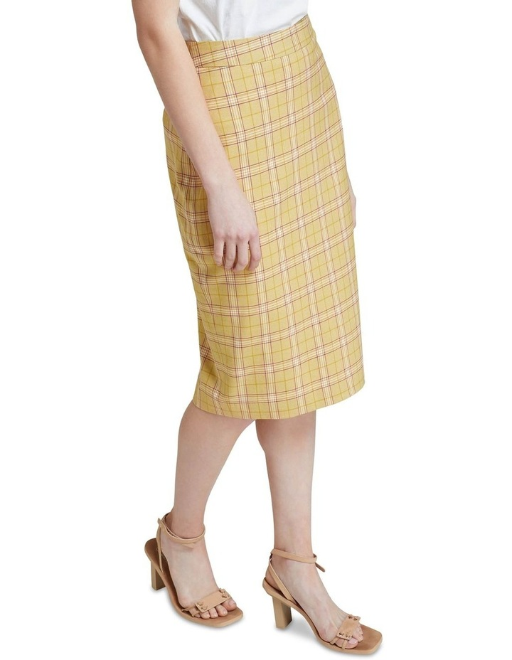 Peggy Check Eco Skirt image 4