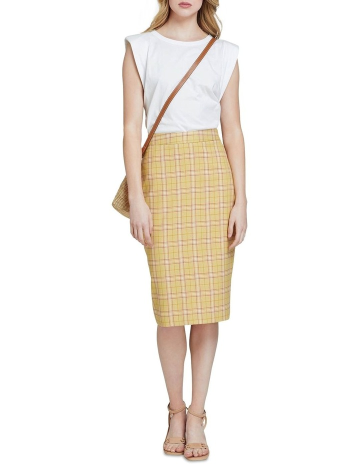 Peggy Check Eco Skirt image 5