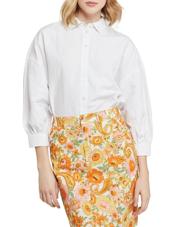 Lara Linen Cotton Shirt image 1