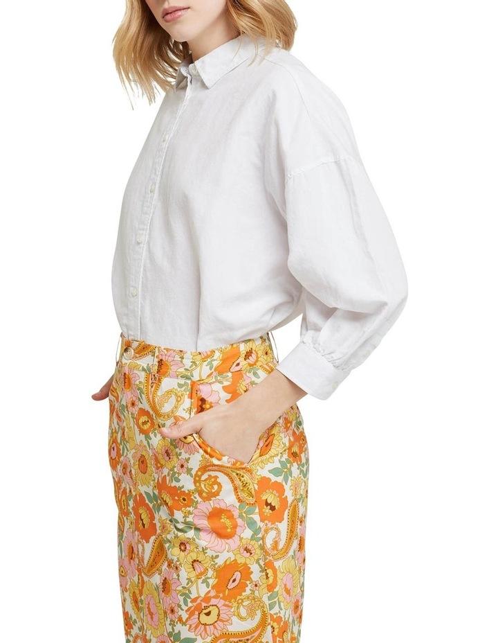 Lara Linen Cotton Shirt image 2