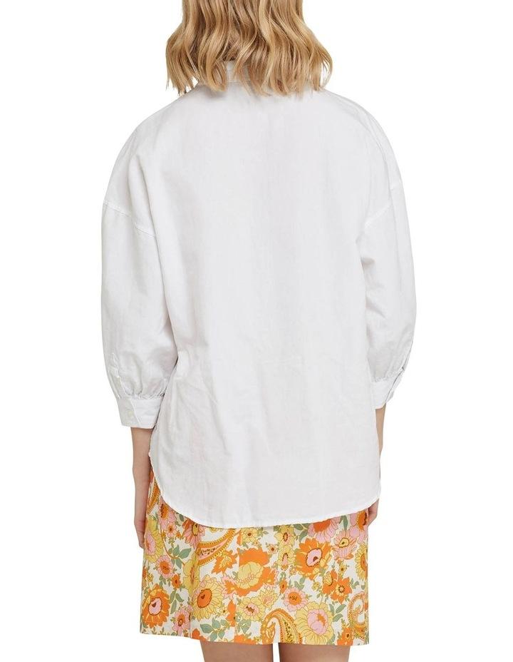 Lara Linen Cotton Shirt image 3