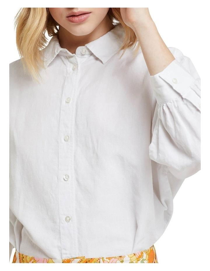 Lara Linen Cotton Shirt image 4