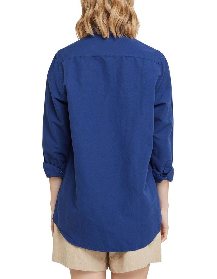 Eva Linen Cotton Shirt image 3