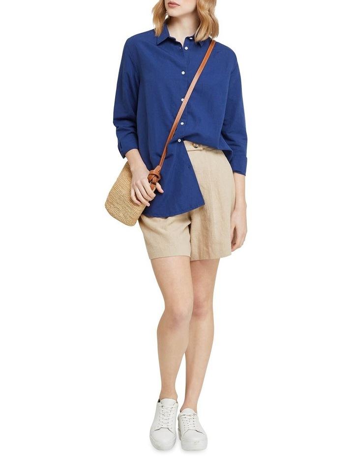 Eva Linen Cotton Shirt image 5