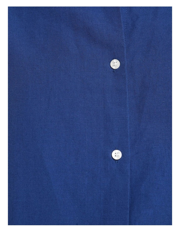 Eva Linen Cotton Shirt image 6