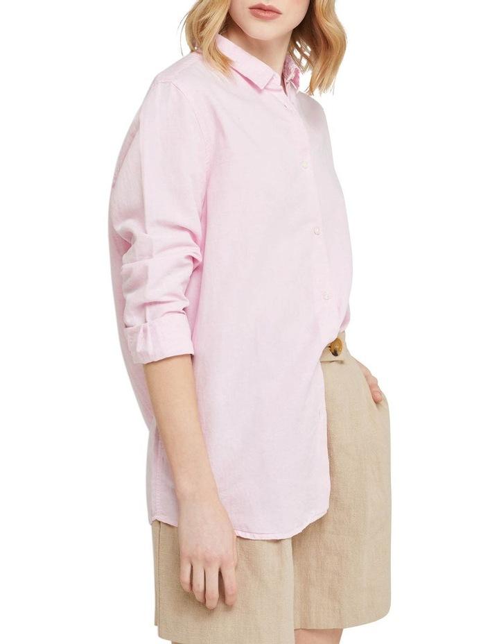 Eva Linen Cotton Shirt image 2