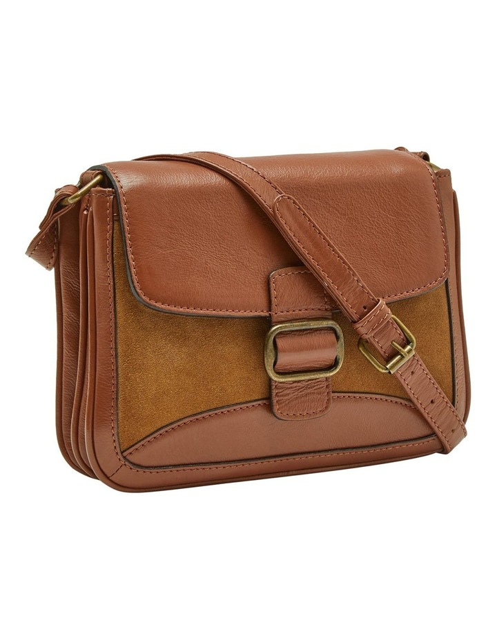 Harlow Leather & Suede Bag image 1