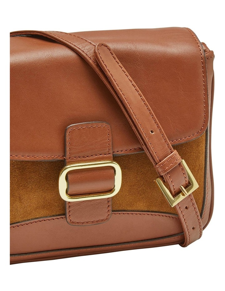 Harlow Leather & Suede Bag image 4
